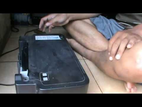 Cara Memperbaiki Printer Epson L120 Waste Ink Full Reset Dengan Mengganti IC EEPROM