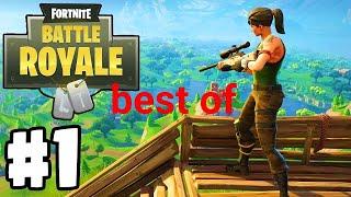 Best Of Fortnite #1