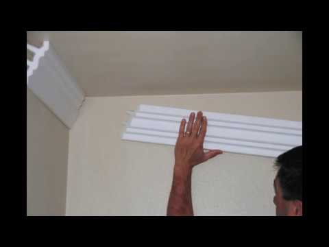 THE EASIEST CROWN MOLDING YOU WILL INSTALL By Creative Crown