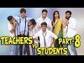TEACHERS VS STUDENTS PART 8 BakLol Video