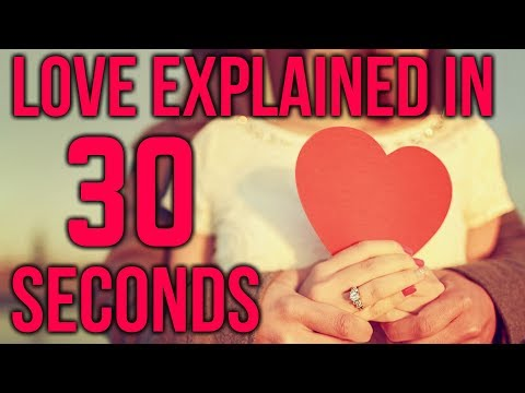 Love Explained In 30 Seconds