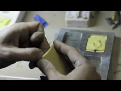 How to make professional jewelry rubber mold