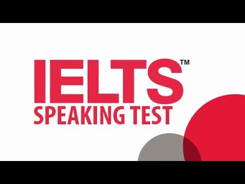 IELTS Speaking - Band 6 (Full Test)