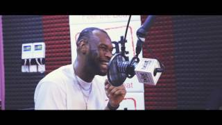 Highlights of D'Prince at The Beat 99.9 FM talking about his 3 new 💣💣💣