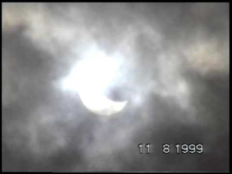 Solar Eclipse August 1999 - Dartmouth Devon