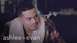Evan Ross Bonds With Ashlee Simpson-Ross
