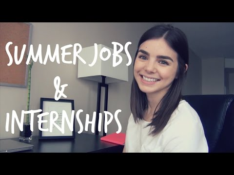 LAW SCHOOL | Summer Jobs & Internships
