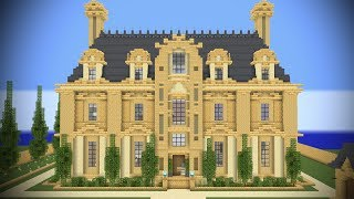 Download Building my Dream House In Minecraft Video