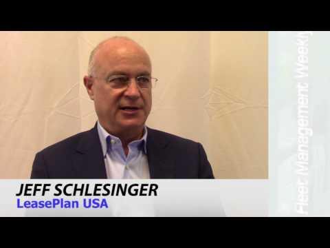 The Transformation of LeasePlan USA | JEFF SCHLESINGER | Fleet Management Weekly