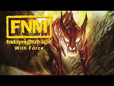 FNM with Force - Cruel Gruul (MTG 2015 Multiplayer)