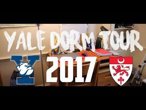 YALE DORM TOUR 2017!!!