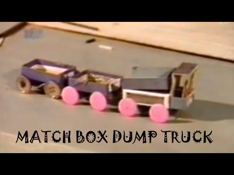 MATCH BOX DUMP TRUCK
