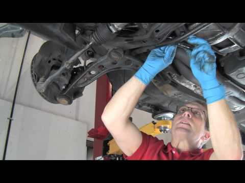Part 1: Replacing Control Arms in a BMW 3 Series or MINI - BavAuto DIY
