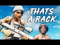 "Fortnite Montage - ""THAT'S A RACK"" (Lil Uzi Vert)"