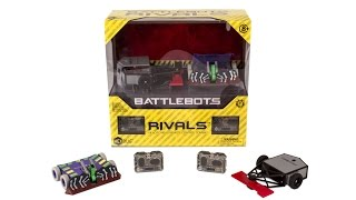 HEXBUGS Battlebots Toy Review