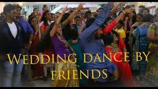 Surprise wedding dance by friends | Nonstop dance crew | flash mob