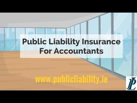 Public Liability Insurance for Accountants