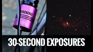 Astrophotography Autoguiding Package Review - Altair Starwave