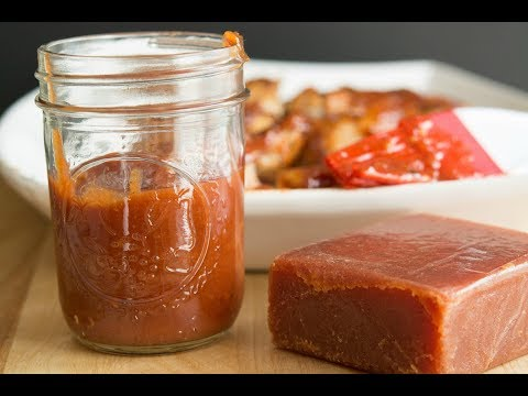 Guava BBQ Sauce Recipe | How To Make Guava BBQ Sauce | SyS