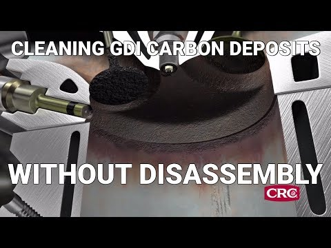 Cleaning GDI Engine Carbon Deposits without Engine Teardown | Know Your Parts