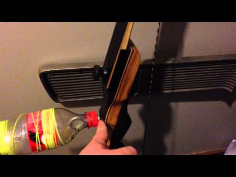 Homemade Bow Fishing Reel