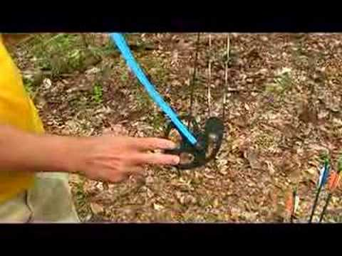 Learning Archery - Parts Of The Bow & Arrow