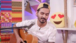 Gajendra Verma Singing Tera Ghata  | RJ Archana Pania