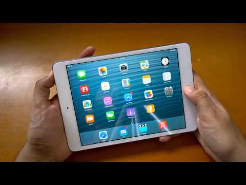 How To Take Screenshot or Snapshot on iPad Mini