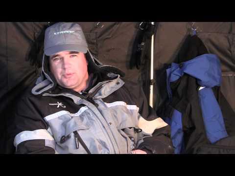 Jason Mitchell Elite Series Walleye Ice Rods