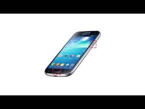 Samsung Galaxy S4 Mini - Screenshots machen: So gehts!