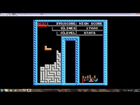 Tetris -  Eu jogava no Nintendo! (Phantom System)