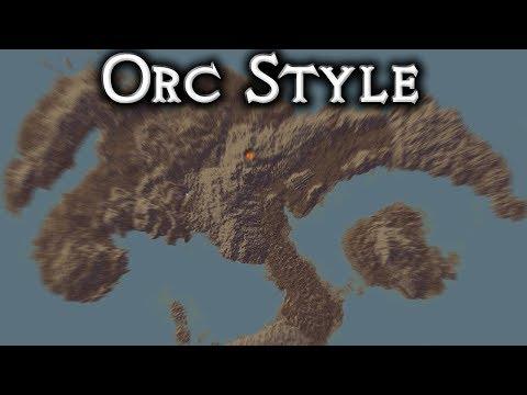 Minecraft: Orc Conceptualisation (Live Stream)