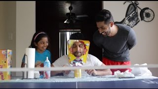 PIE FACE CHALLENGE! - DhoomBros - (Shehryvlogs # 9)