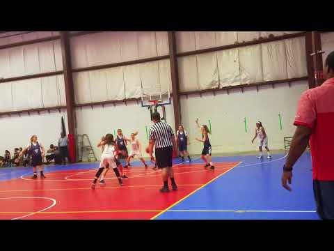 Maryland lady Rockets game  06/02/18