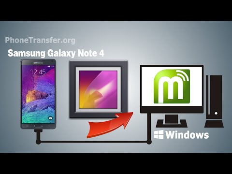 How to Backup Galaxy Note 4 Photos to PC, Transfer Photos from Samsung Note 4 to Computer