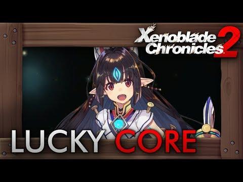 Xenoblade Chronicles 2 -  How to Get Rare Blade Kasandra (Lucky Core / Greedy Monster)