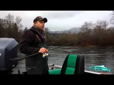 Columbia River Fishing Guides Tips for Side Drifting for Steelhead
