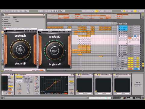 Ableton Live 9 Tutorial: How to Make Your Synths Phat and Clear