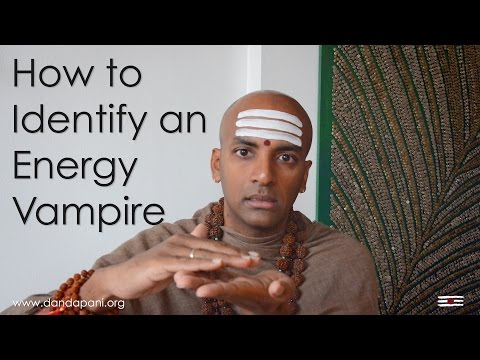Don't feel guilty about NOT spending time with energy vampires