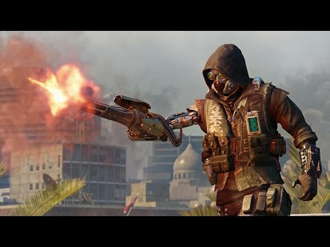 Call of Duty®: Black Ops III - Introducing Contracts and Blackjack