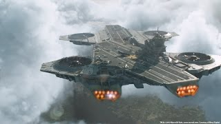 Shield Helicarrier A Reality?