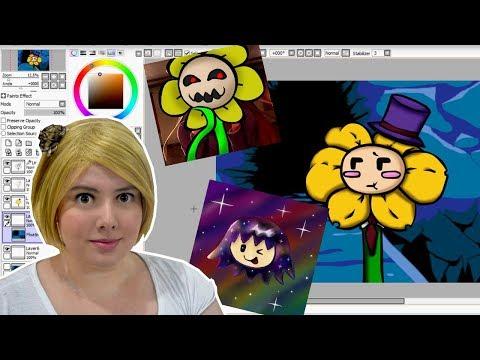 (Tutorial para N00Bs) Usando o mouse no Paint Tools Sai para desenhar!