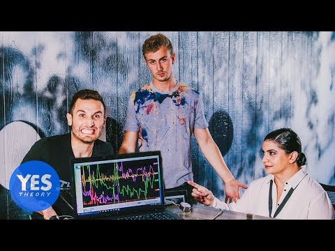 YES THEORY EXPOSED: Lie Detector Reveals Our Deepest Secrets