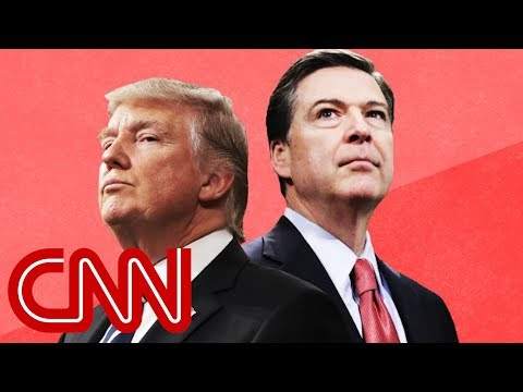 Comey details 2017 meeting with Trump in book