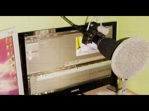 HOW TO DO microphone POP Filter FOR FREE !!! Popfilter very CHEAP