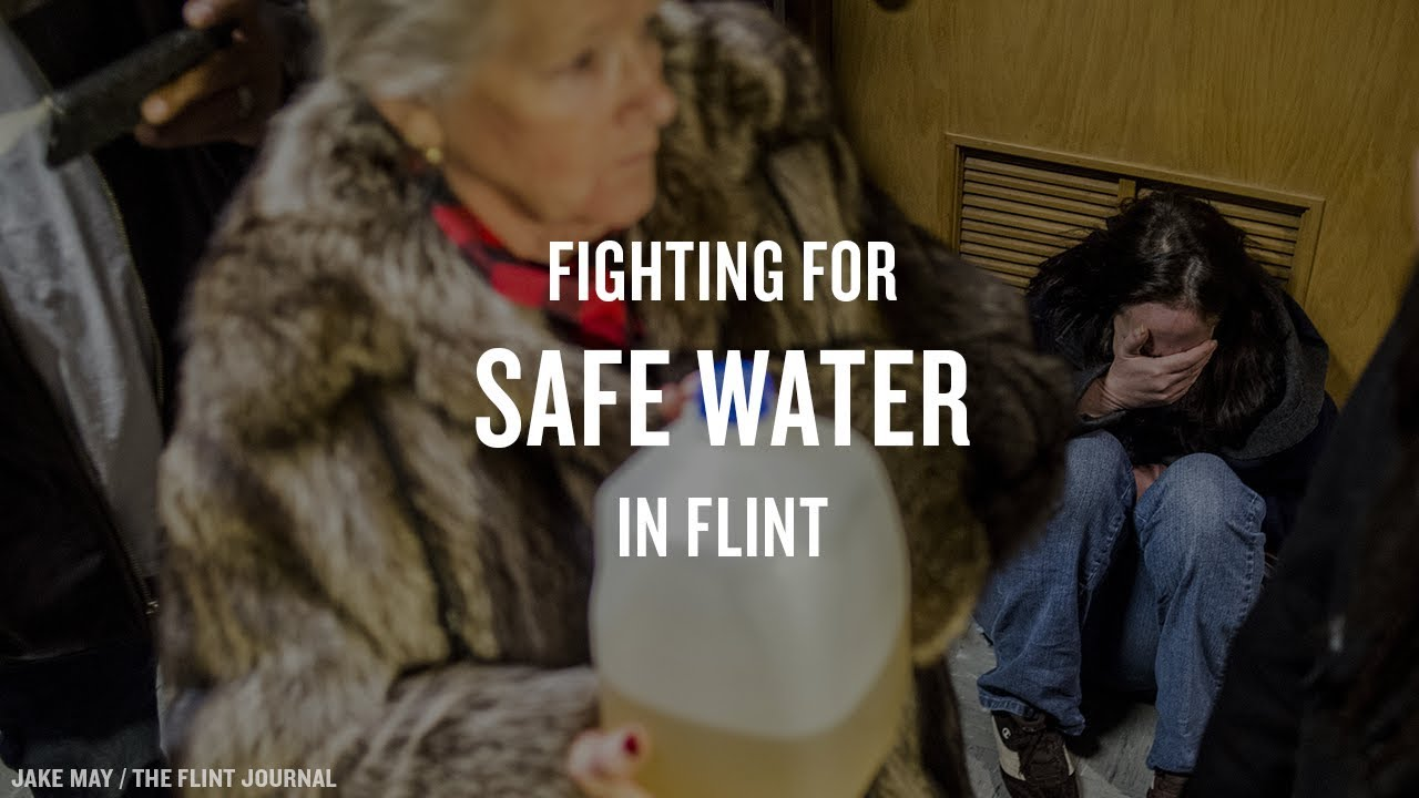 Fighting for Safe Water in Flint