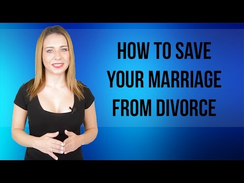 How to Save Your Marriage from Divorce