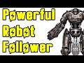 Fallout 4 Best Robot Companion Sentry Bot Guide