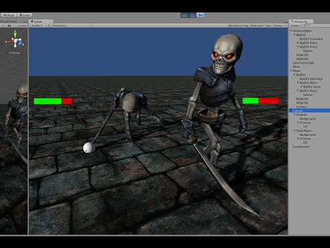 Melee Combat with Unity 5