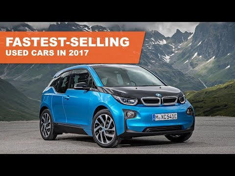 10 Fastest-Selling Used Cars in 2017